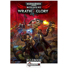 WARHAMMER 40K: WRATH AND GLORY - (REVISED)  CORE RULEBOOK