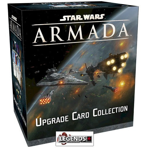 STAR WARS - ARMADA - UPGRADE CARD COLLECTION