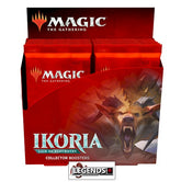 MTG - IKORIA: LAIR OF THE BEHEMOTHS - COLLECTOR BOOSTER BOX - ENGLISH