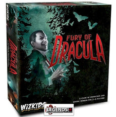 FURY OF DRACULA  - 4th Edition