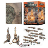 WARHAMMER 40K - KILL TEAM - Killzone: Sector Mechanicus Environment Expansion  (PRE-ORDER)