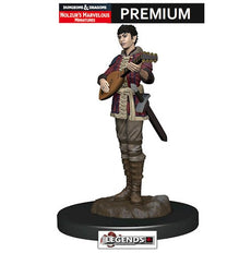 DUNGEONS & DRAGONS -  Premium Painted Figure:  Female Half-Elf Bard  #WZK93028