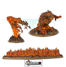 WARHAMMER AGE OF SIGMAR - FYRESLAYERS - Magmic Invocations