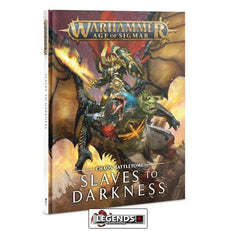 AGE OF SIGMAR - SLAVES TO DARKNESS - BATTLETOME