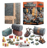 WARHAMMER 40K - KILL TEAM - Killzone: Sector Munitorum Environment Expansion  (PRE-ORDER)
