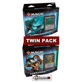 MTG - KALDHEIM - COMMANDER DECK - TWIN PACK - ENGLISH   (PRE-ORDER)