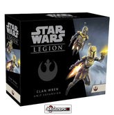 STAR WARS - LEGION - CLAN WREN UNIT EXPANSION