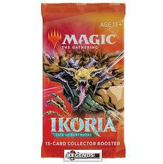 MTG - IKORIA: LAIR OF THE BEHEMOTHS - COLLECTOR BOOSTER PACK - ENGLISH