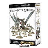 WARHAMMER AGE OF SIGMAR - START COLLECTING - FLESH-EATER COURTS