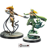 MARVEL CRISIS PROTOCOL -  ANGELA AND ENCHANTRESS  Character Pack