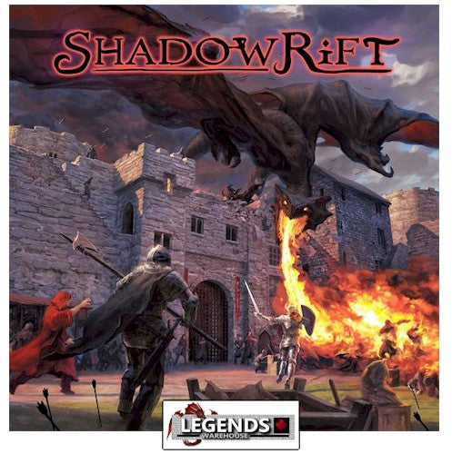 SHADOWRIFT - 2ND EDITION