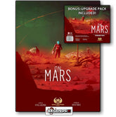 ON MARS BASE GAME  +  BONUS - UPGRADE PACK