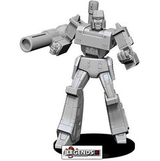 TRANSFORMERS - Deep Cuts Unpainted Miniatures:   MEGATRON