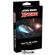 STAR WARS - X-WING - 2ND EDITION  - Never Tell Me the Odds Obstacles Pack