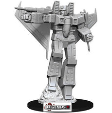 TRANSFORMERS - Deep Cuts Unpainted Miniatures:   STARSCREAM