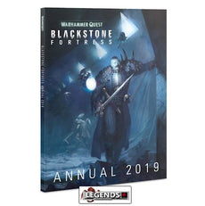 Blackstone Fortress Annual 2019 Book