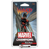 MARVEL CHAMPIONS - LCG - WASP  HERO PACK EXPANSION