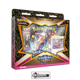 POKEMON - SHINING FATES - BUNNELBY MAD PARTY PIN COLLECTION BOX