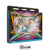 POKEMON - SHINING FATES - POLTEAGEIST MAD PARTY PIN COLLECTION BOX