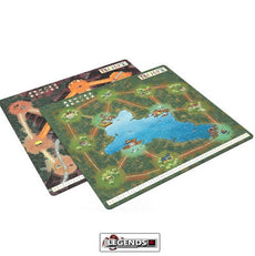 ROOT - LAKE AND MOUNTAIN PLAYMAT