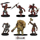 DUNGEONS & DRAGONS ICONS - MONSTER PACK - CAVE DEFENDERS