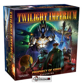 TWILIGHT IMPERIUM - (4TH ED) - PROPHECY OF KINGS    EXPANSION
