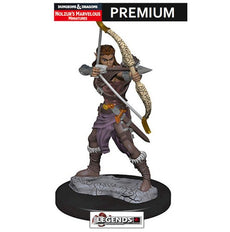 DUNGEONS & DRAGONS -  Premium Painted Figure:  Female Elf Ranger  #WZK93011