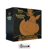 POKEMON - SHINING FATES - ELITE TRAINER BOX    (PRE-ORDER)