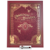 DUNGEONS & DRAGONS - 5th Edition RPG:  CANDLEKEEP MYSTERIES  (ALT COVER) (PRE-ORDER)
