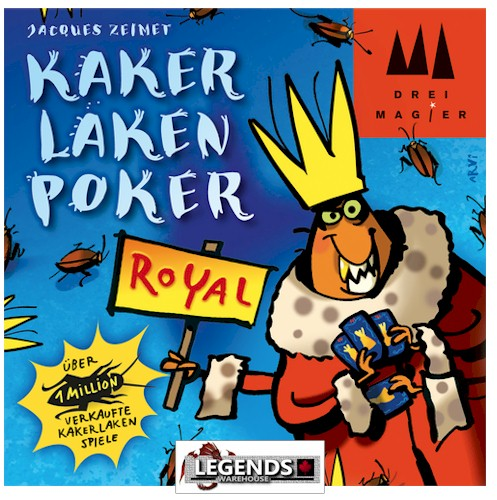 COCKROACH POKER - ROYAL