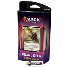 MTG - BRAWL DECKS 2019 - KNIGHTS' CHARGE