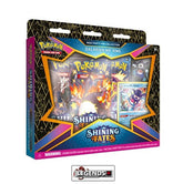 POKEMON - SHINING FATES - GALARIAN MR. RIME MAD PARTY PIN COLLECTION BOX