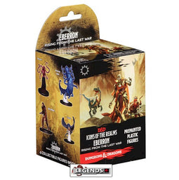 DUNGEONS & DRAGONS ICONS -  D&D Icons of the Realms Miniatures: Eberron - Rising from the Last War - Booster Box