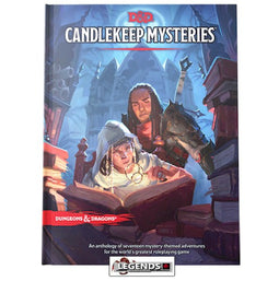 DUNGEONS & DRAGONS - 5th Edition RPG:  CANDLEKEEP MYSTERIES   (PRE-ORDER)