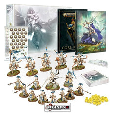 WARHAMMER - AGE OF SIGMAR - BATTLEFORCE - LUMINETH REALM-LORDS ARMY SET