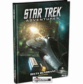 STAR TREK ADVENTURES - RPG  - Delta Quadrant Sourcebook