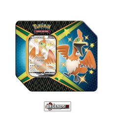 POKEMON - SHINING FATES - CRAMORANT V TIN    (