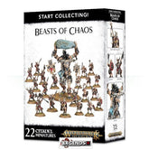 WARHAMMER AGE OF SIGMAR -  START COLLECTING - BEASTS OF CHAOS