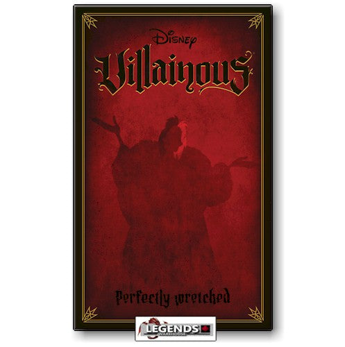 VILLAINOUS - PERFECTLY WRETCHED