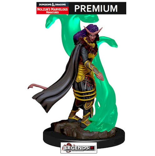 DUNGEONS & DRAGONS -  Premium Painted Figure: Female Tiefling Sorcerer   #WZK73818