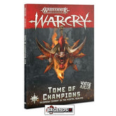 WARCRY - Tome of Champions Book