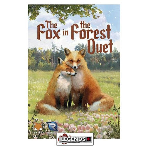 FOX IN THE FOREST - DUET