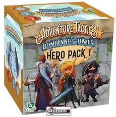 ADVENTURE TACTICS - DOMIANNES TOWER - HERO PACK