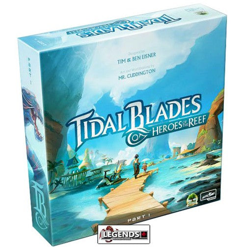 TIDAL BLADES - HEROES OF THE REEF