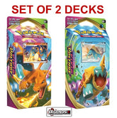 POKEMON - SWORD AND SHIELD - VIVID VOLTAGE   THEME DECK SET