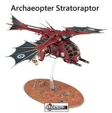 WARHAMMER 40K - ADEPTUS MECHANICUS - Archaeopter Stratoraptor OR Fusilave OR Transvector