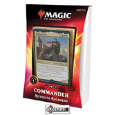MAGIC COMMANDER - 2020 -  - IKORIA - RUTHLESS REGIMENT DECK
