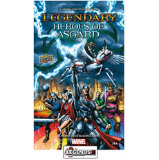 LEGENDARY : A Marvel Deck Building Game - HEROES OF ASGARD Expansion