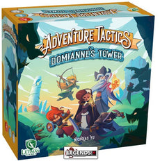 ADVENTURE TACTICS - DOMIANNES TOWER