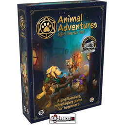 ANIMAL ADVENTURES - STARTER SET